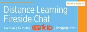 VIPKid Distance Learning Fireside Chat